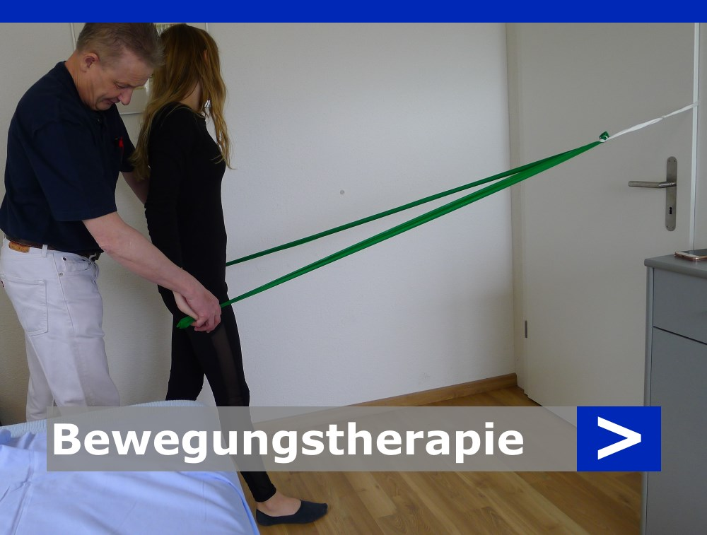 Bewegungstherapie von Physiotherapie Michael Goes, Däniken im Kanton Solothurn (SO)